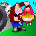 Смешной анекдот в веселых картинках