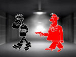 Анекдот-сатира: Скажи, родной, чем мешал тебе советский строй?.Миниатюра