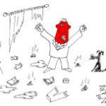 Прикольные анекдоты про животных: Улет к звездам. Миниатюра