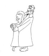 Анекдотъ про изъ гусарскога полка Анания . Миниатюра