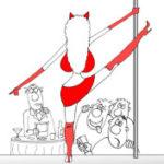 anekdot pro muzhskoe miniatura Отношения, Любовь, Женщина, Мужчина, Смешные приколы