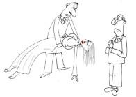 Анекдот про женщин: Сердце красавицы Миниатюра