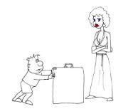 Семейные анекдоты: Про малыша. Миниатюра