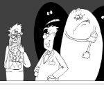 anekdot pro uchenogo miniatura Придурки, Смешные картинки, Персонажи