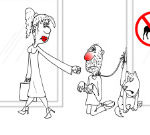 Анекдоты про семью: Муж - Миниатюра