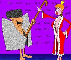 Юмор, сказка для взрослых про королеву