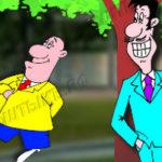 Анекдоты про семью и имзену. Приколы с картинками