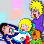 Смешные крылатые выражения и картинки с надписями про детей