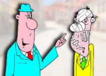 Анекдот про наблюдательность: Женатик и холостяк